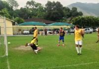 Amarelo vence no GFMR: 8×5
