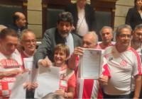 Movimento Reage Bangu foi homenageado na Câmara Municipal do Rio