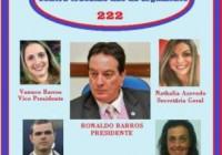 Ronaldo Barros é reconduzido ao cargo de presidente da OAB Bangu