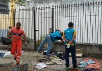 Operações que recolhem moradores de rua enxugam gelo em Realengo