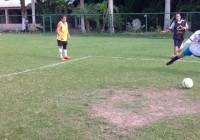 Voltou a chover gols no GFMR 15×12: Edinho toca na saída do goleiro para  fazer mais um
