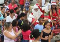 Confirmado para este DOMINGO (27) o passeio de charrete do Papai Noel em Realengo