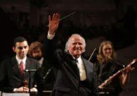 Maestro Isaac Karabtchevsky se apresenta em Bangu pela primeira vez com a Orquestra Petrobras Sinfônica