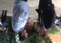 Vereador Marcelino recebeu Crivella em Padre Miguel