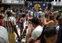 Bailinho do Campo Grande foi um sucesso