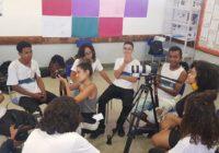 Aluna de escola municipal de Santa Cruz vence Júri Popular de festival de cinema