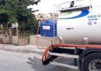 Cedae reforça o abastecimento na localidade de Nova Palestina, em Santa Cruz