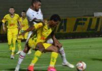 Bangu estreiou em São Paulo com empate: 1×1