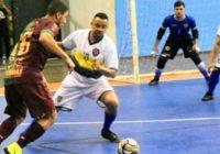 Centro Esportivo Miécimo da Silva abriu as portas para o FTSAL 2020