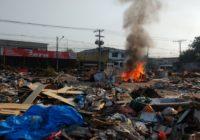 Comlurb está perdendo a guerra contra proprietário misterioso de terreno em Bangu