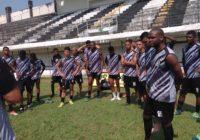 Campo Grande Atlético Clube inicia preparação para disputa do Estadual B2