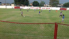 Campo Grande estreia com empate na Série B2: 1×1