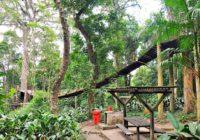 Parque Natural Municipal do Mendanha, em Bangu, já pode receber visitas