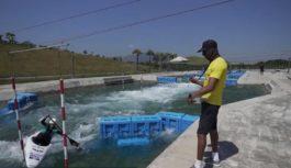Parque Radical de Deodoro terá escolinha de canoagem para jovens