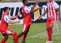 Bangu bate o  Macaé  em Nova Friburgo : 1×0
