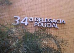 Polícia Civil prende em flagrante homem que atirou na esposa
