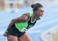 Chayenne é Paciência nos Jogos Olímpicos de  Tóquio