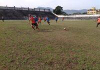 Campo Grande se prepara para estrear na Copa Rio no Italo Del Cima