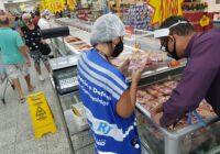 Procon autua supermercados em Realengo e Bangu