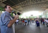 Prefeito anuncia saneamento financeiro mas não prioriza o básico na Zona Oeste