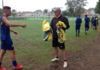 Após duas derrotas 7 de Abril se prepara para a reabilitação amanhã em Nilópolis