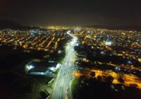 A noite virou dia na Avenida Cesário de Melo