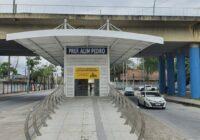 Estação de BRT Prefeito Alim Pedro, em Campo Grande, foi reaberta